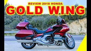 2018 Honda Gold Wing: five shades of ultimate tourer