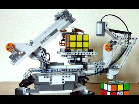 Поделки из лего видео машины