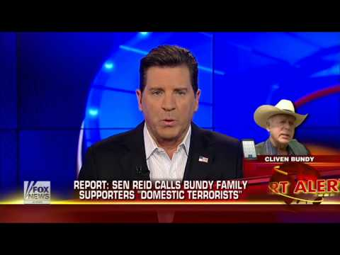 America : Cliven Bundy blasts Harry Reid for accusations of 'Domestic Terrorist' (Apr 18, 2014)