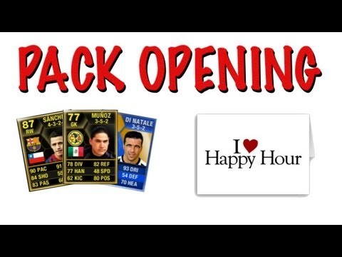 FIFA 13 Ultimate Team - PACKED OUT 12 - HAPPY HOUR! We're IN LUCK
