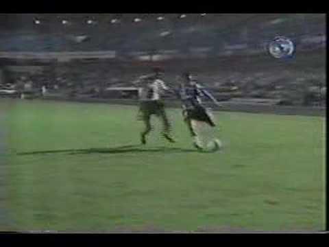Grêmio 5x0 Palmeiras - Libertadores 1995 FIRST GOAL