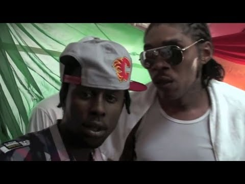 Vybz Kartel Intros the Portmore Empire: Popcaan, Gaza Slim, Sheba  &  Tommy Lee