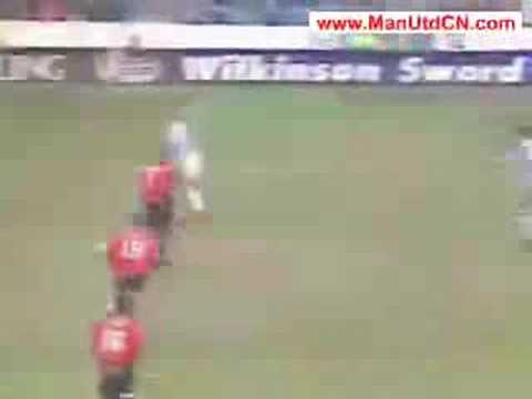 Ryan Giggs - 10 Best Goal Video