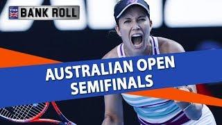 Australian Open 2019 Semifinals Best Bets | Tennis Predictions and Betting Tips | Team Bankroll