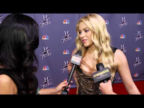 Shakira Talks Leaving The Voice