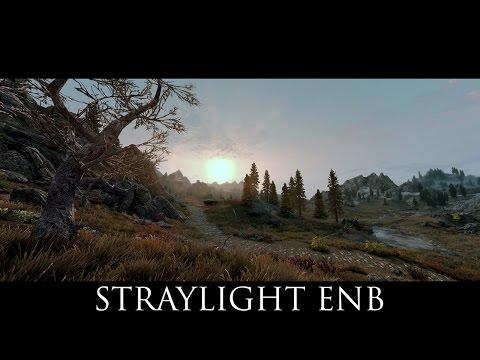 TES V - Skyrim Mods: Straylight ENB 21:9