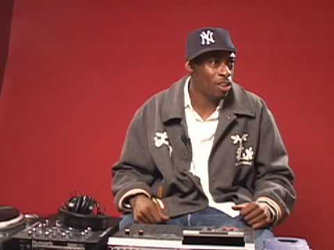 Pete Rock On The MPC Music Videos