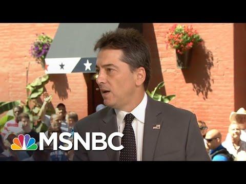 Scott Baio Defends 'Jokes' About Women, Blocking Tamron Hall On Twitter | MSNBC