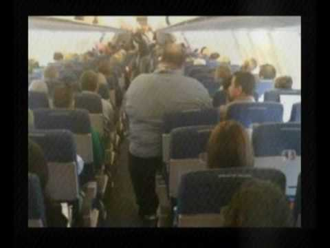 Should Obese People Have To Buy Two Seats On A Plane?