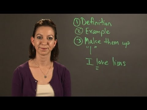 Teaching Alliteration Poems For Kids : English & Grammar video
