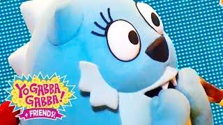 Yo Gabba Gabba! Family Fun - YO GABBA GABBA Live Party | Kids Songs | DJ LANCE ROCK | BABY SONG