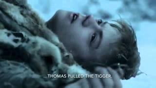 Thomas & Newt | Goodbye Newt