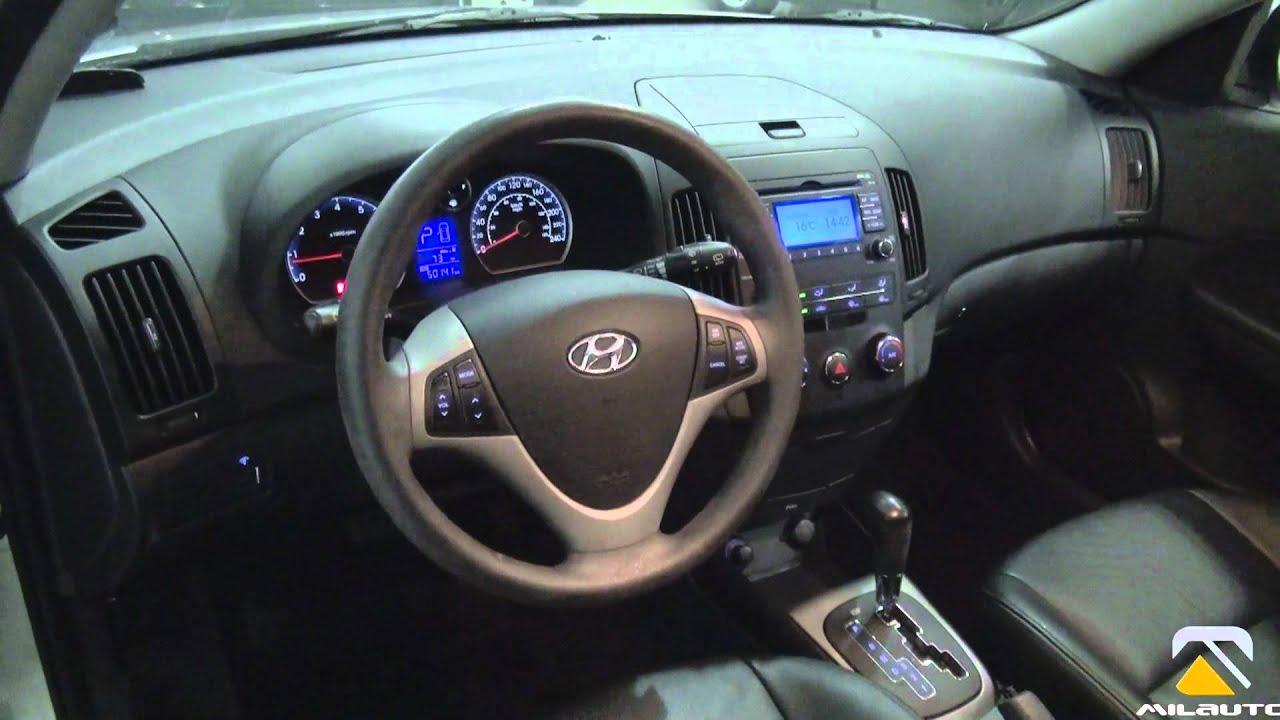 I30 Hyundai 2010 Preto Hyundai I30 2010/2011
