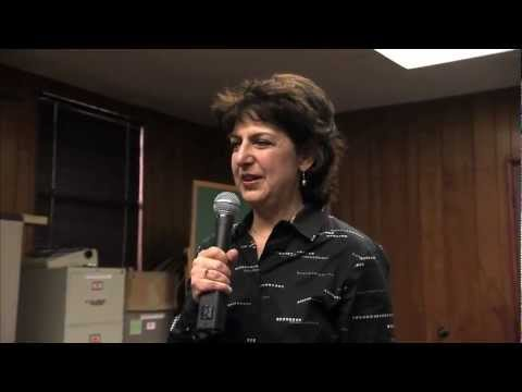 2011 Jewish Educator Awards: Lisa Feldman, Weizmann Day School - 10/17/2011