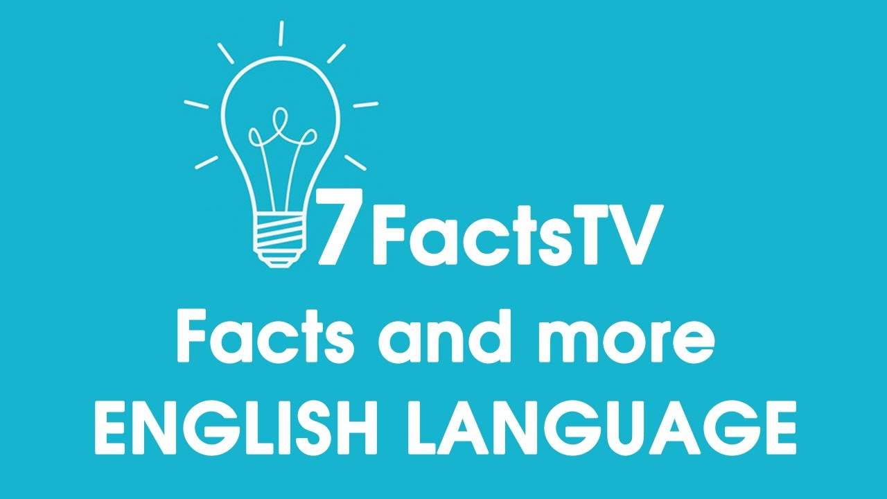 trivia about the english language, uncommon facts about ...