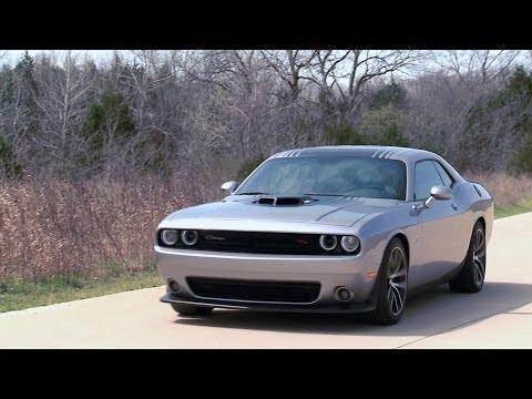 New 2015 Dodge Challenger 392 Hemi Scat Pack video