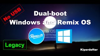 download lagu Guide How To Dual Boot Windows And Remix Os gratis