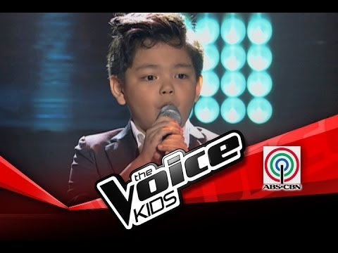 "The Voice Kids Philippines Blind Audition ""Don't Stop Believing"" by Nathan"