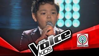 """The Voice Kids Philippines Blind Audition """"Don't Stop Believing"""" by Nathan"""
