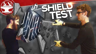 Captain America Wakandan Shield TEST (INFINITY WAR)