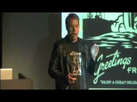 Shepard Fairey talks street-art profits, being sued for  Hope  at Art Center College of Design