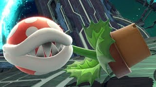 How To Play Piranha Plant In Super Smash Bros. Ultimate