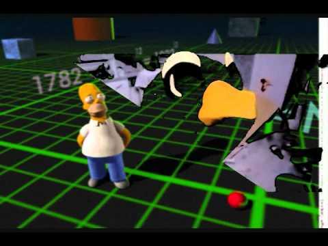 Homer Alaska (sarah Palin Sex Video) Donut Whirlpool video
