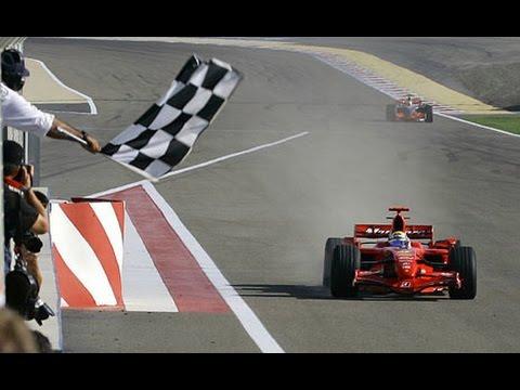 Gp do Bahrein 2008 (Vitória de Felipe Massa)