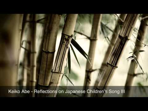 Keiko Abe - Reflections On Japanese Children's Songs Iii   Yonsei Univ. Percussion Ensemble video