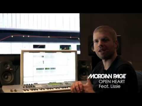 Morgan Page Behind-The-Scenes of DC to Light: Open Heart (feat. Lissie)