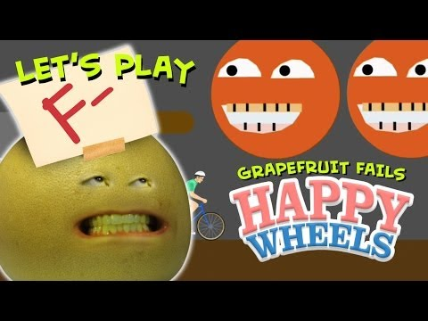 Annoying Orange - Let