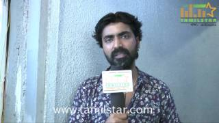 Prajin At Pazhaya Vannarapettai Movie Team Interview