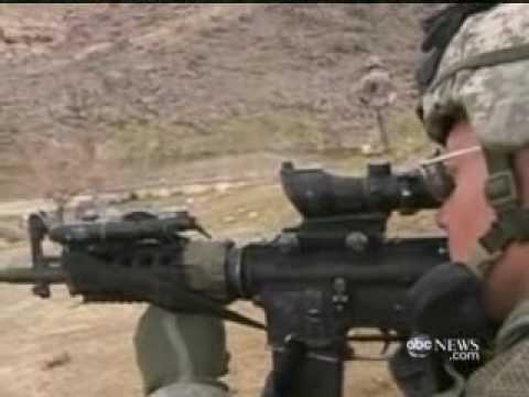 Trijicon Jesus Rifles God's Guns Bible verses.flv Video