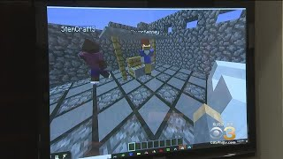 Mayor Kenney Plays Minecraft With Youth To Announce 'STEMcraft'