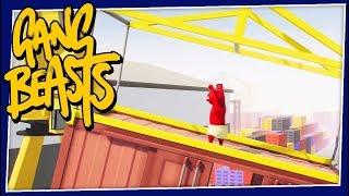 Gang Beasts - #238 - TOWEL OR DIAPER?!