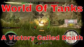 World Of Tanks: A victoriy called death. 2 Tanks destroyed. Xbox One RedDevilGamingMC