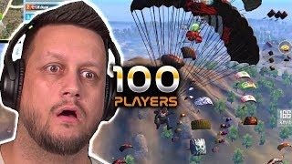 100 PLAYERS DROPPED INTO POCHINKI...