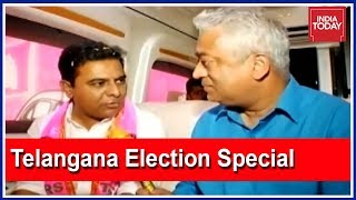 Will It Be A Walkover For KCR In Telangana? | Elections On My Plate With Rajdeep Sardesai
