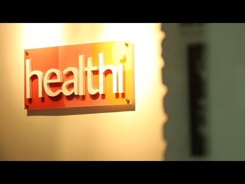 Creating a revolution using technology, Healthi helps patients take control of their health