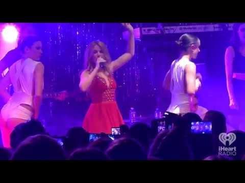 Kylie Minogue - Sexercize (iHeartRadio 2014)