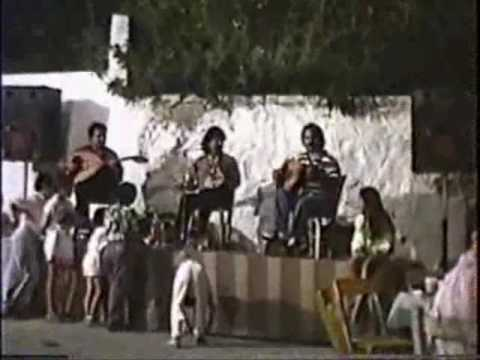 Nikos Gonianakis live in Amari 1991 part 1