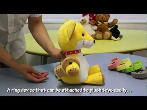 PINOKY: A Ring That Animates Your Plush Toys - ACM CHI 2012