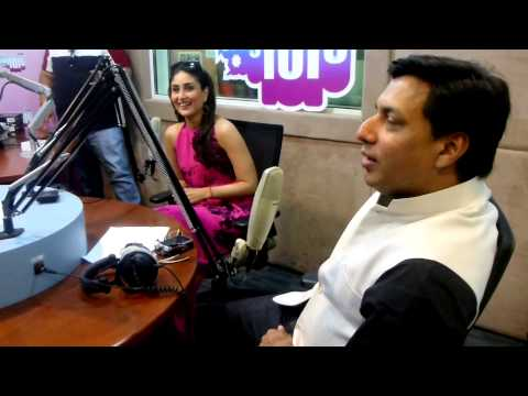 Heroine |  Kareena Kapoor and Madhur Bhandarkar live on Dubai radio city 101.6