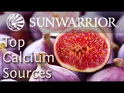 Top Calcium Sources | Marzia Prince | Sunwarrior