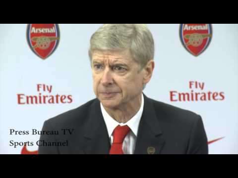 Arsene Wenger pre Southampton vs Arsenal
