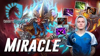 Miracle 26/1 Perfect Troll Warlord Plays - Dota 2 Pro MMR Gameplay