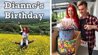 DIANNE'S BIG BIRTHDAY!