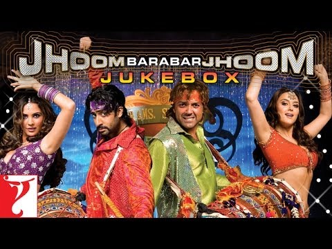 Jhoom Barabar Jhoom - Audio Jukebox
