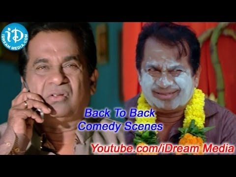 Rama Rama Krishna Krishna Movie - B2b Comedy Scene - Brahmanandam Comedy video