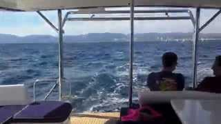 Sailing Onboard The Leopard 44 Catamaran By: Ian Van Tuyl